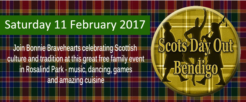 Scots Day Out 2017
