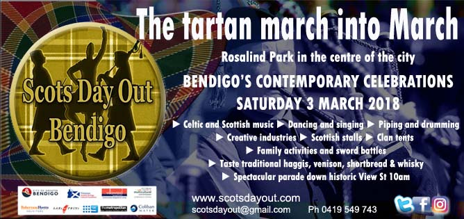 Scots Day Out 2018